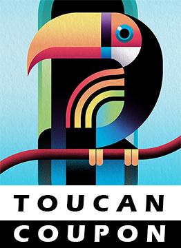 Toucan Coupon